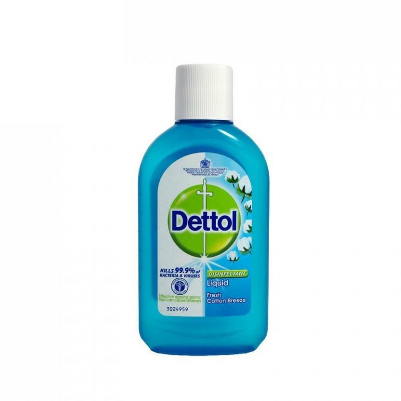 Dettol Antiseptic Disinfectant Liquid Fresh Cotton Breeze