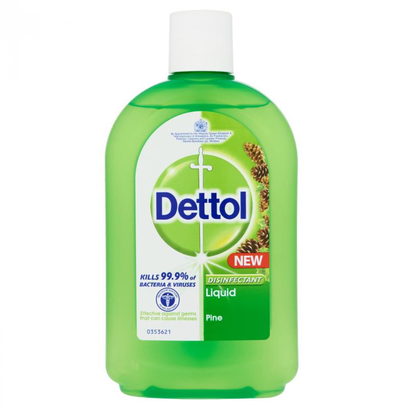 Dettol Antiseptic Disinfectant Liquid Pine