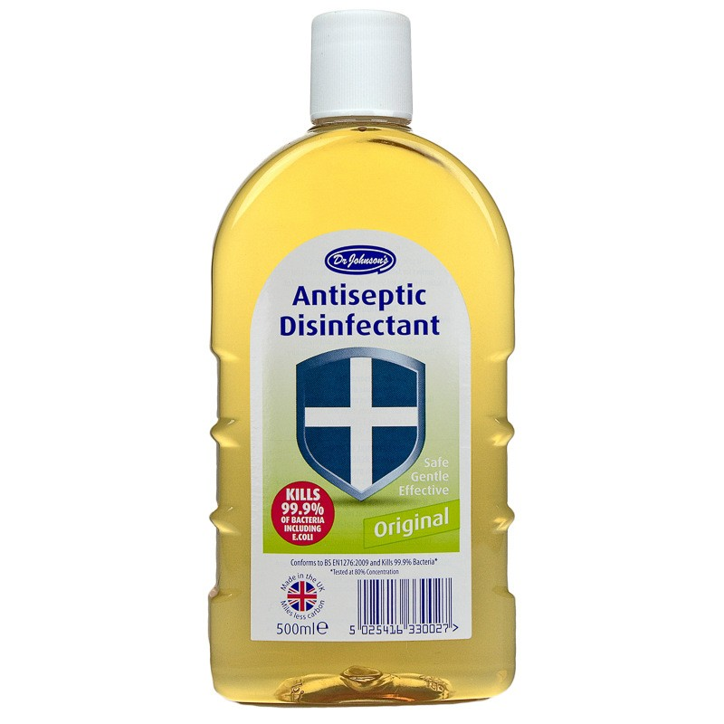Dr. Johnson's Antiseptic Disinfectant Original