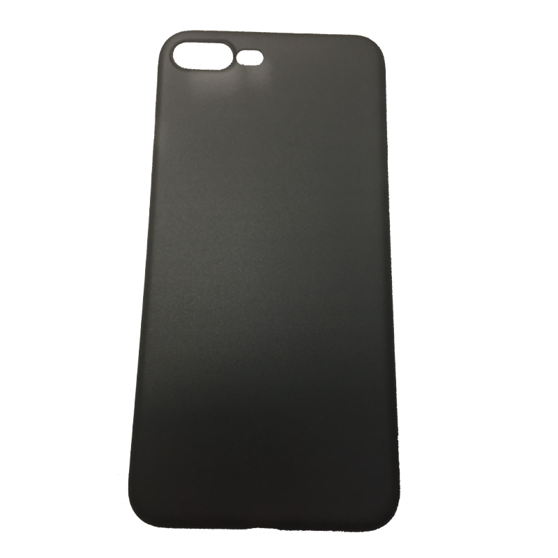 BasicsMobile iPhone 7/8 Plus Back Cover Black