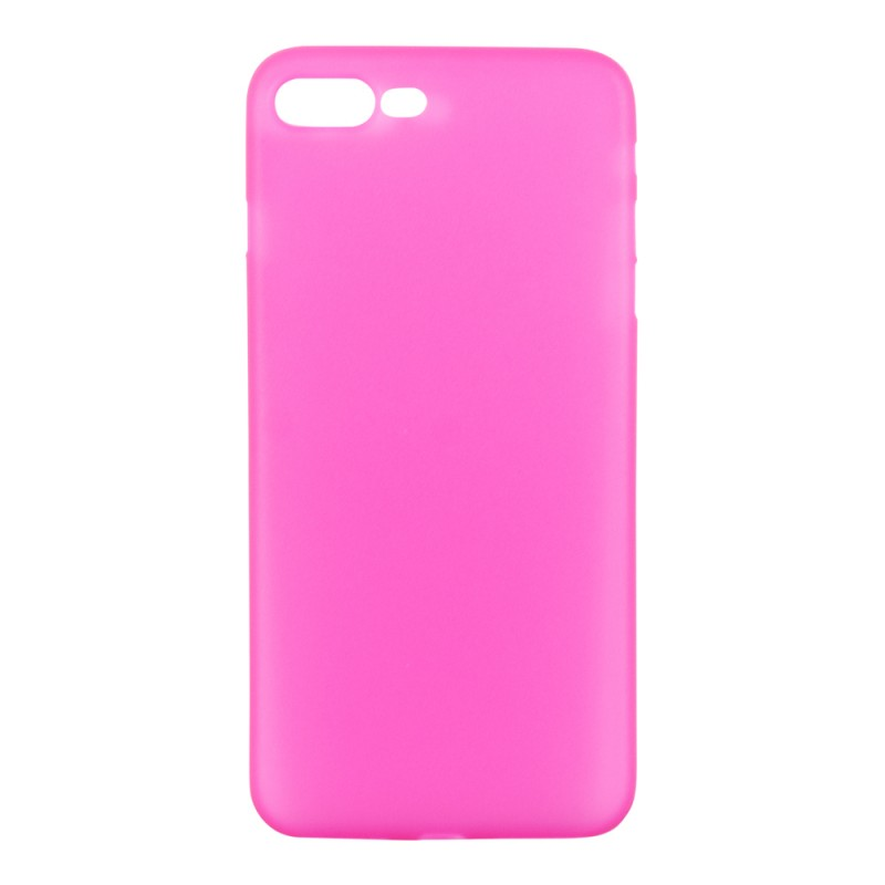 BasicsMobile iPhone 7/8 Plus Back Cover Pink