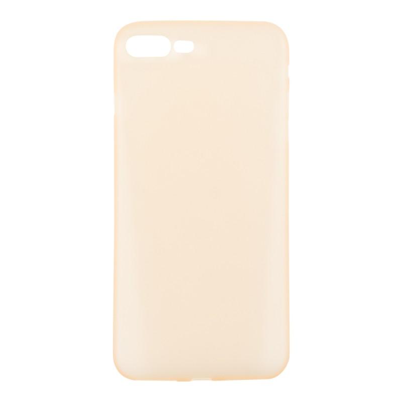 BasicsMobile iPhone 7/8 Plus Back Cover Yellow