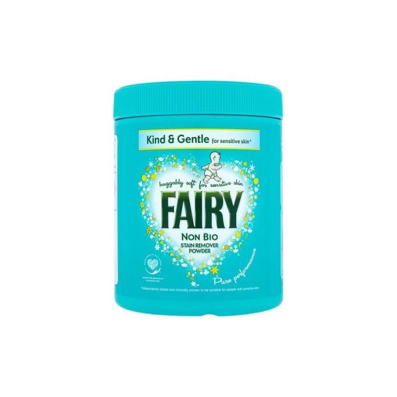 Fairy Non Bio Stain Remover Powder