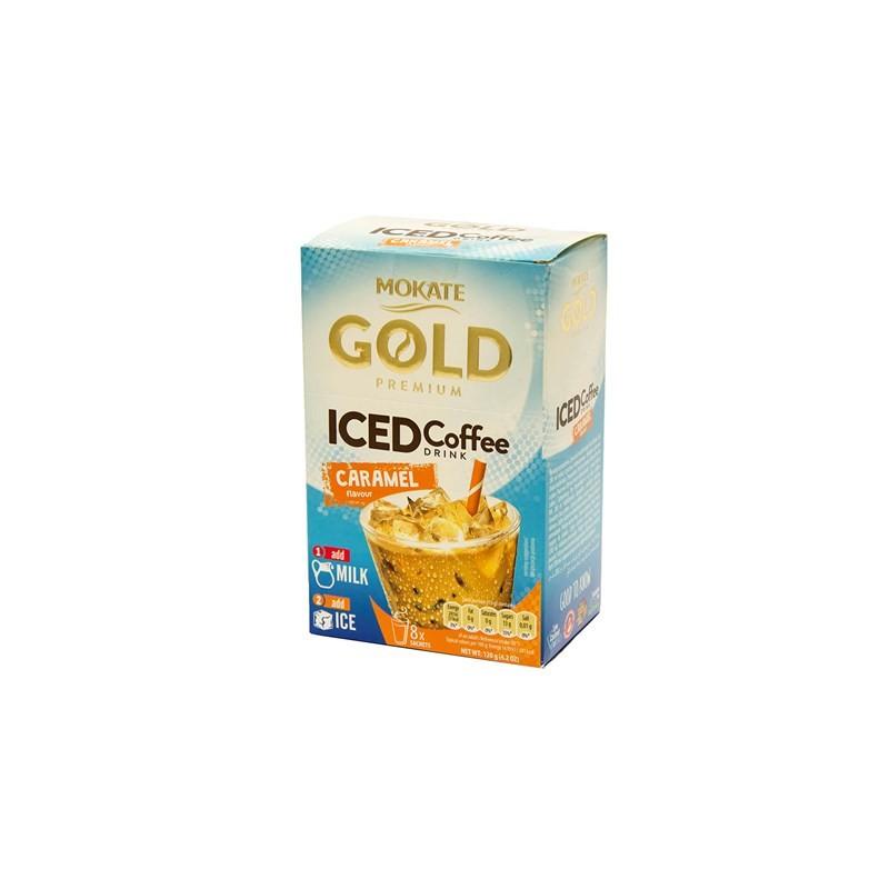 Mokate Gold Premium Iced Coffee Caramel
