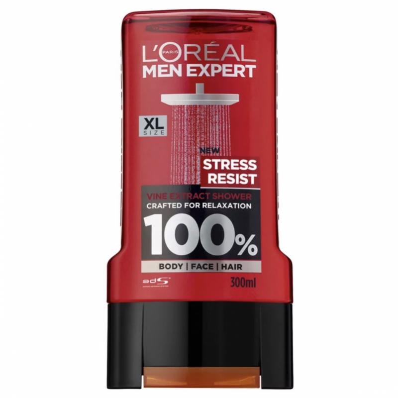 L'Oreal Men Expert Shower Gel Stress Resist