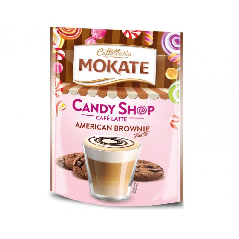 Mokate Candy Shop Latte American Brownie