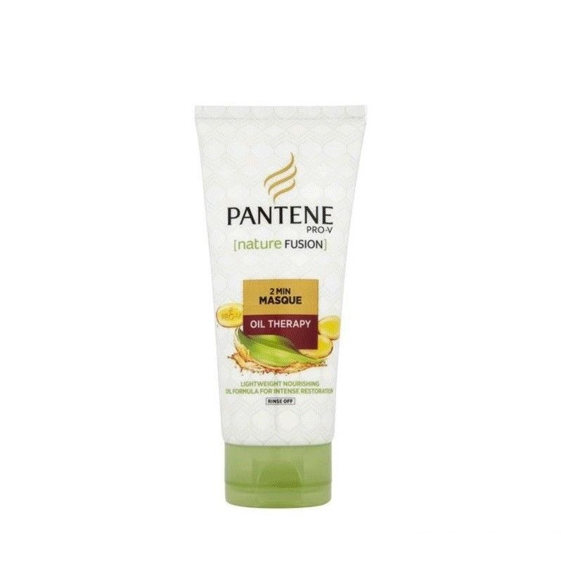 Pantene Nature Fusion Oil Therapy Hair Mask