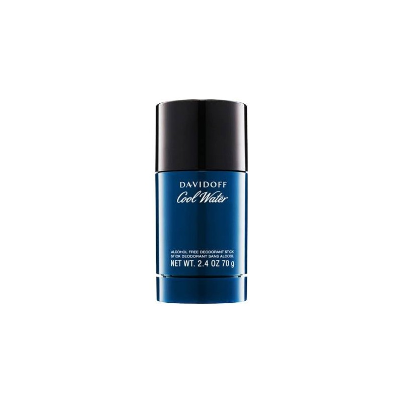 Davidoff Cool Water Deostick Alcohol Free