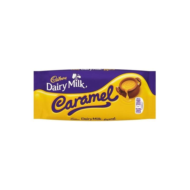 Cadbury Dairy Milk Caramel