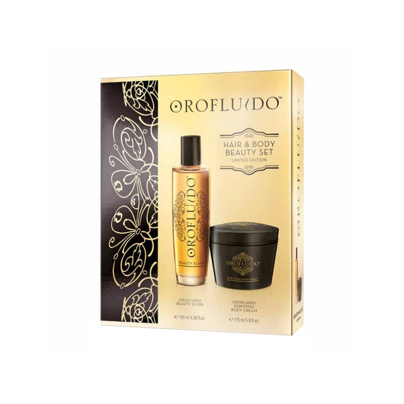 Orofluido Beauty Elixir & Body Cream