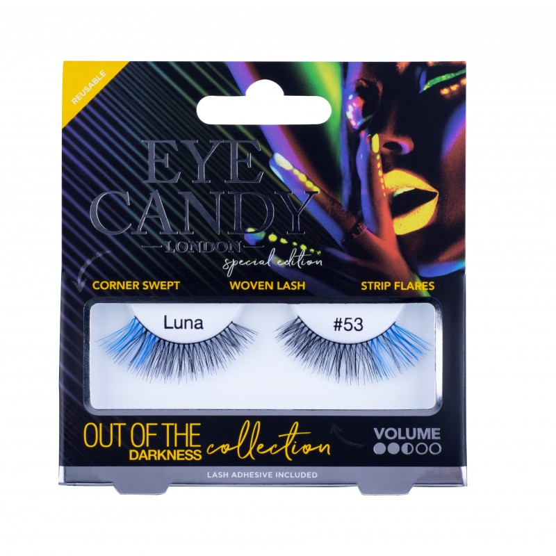Eye Candy Out Of The Darkness Lashes 53 Luna