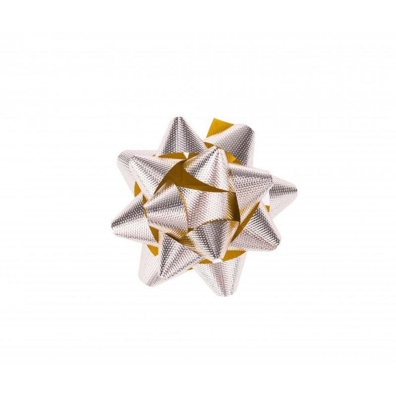 BasicsHome Gift Bow Gold