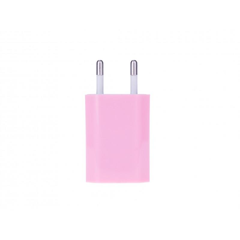 BasicsMobile iPhone Adapter Lyserød