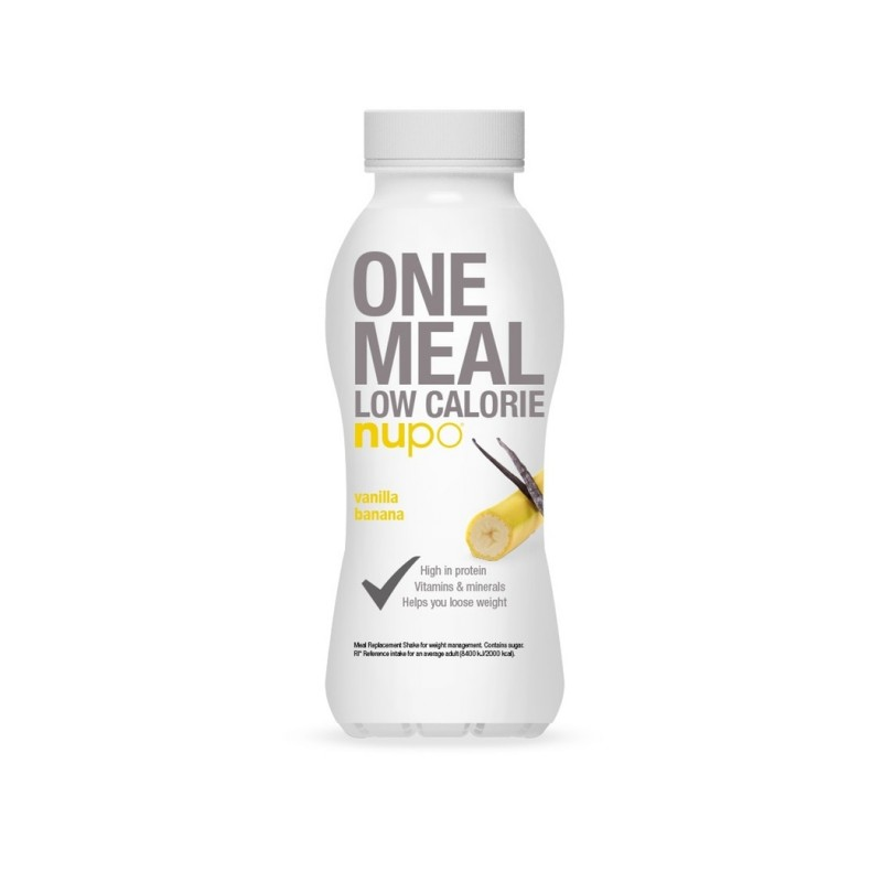 Nupo One Meal Shake Vanilla & Banana