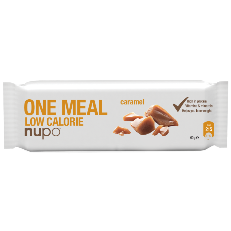 Nupo One Meal Bar Caramel