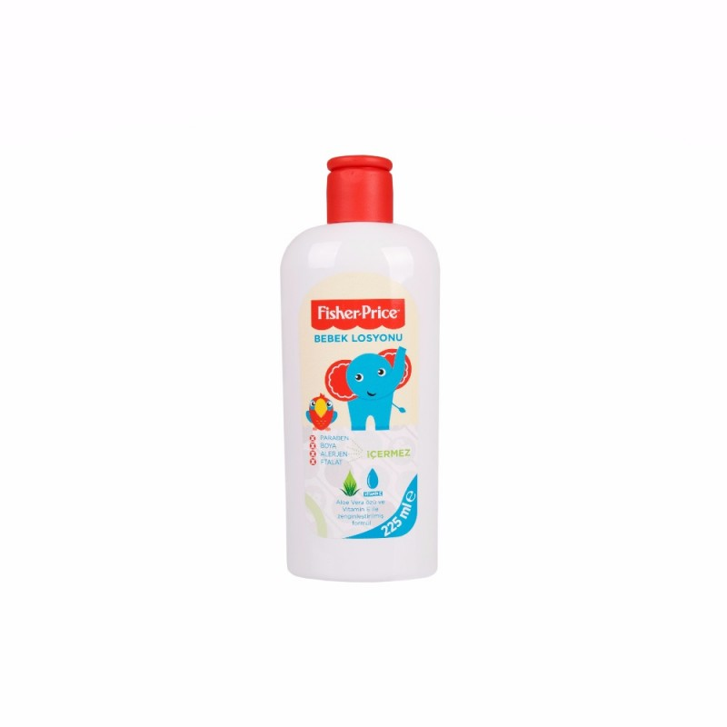 Fisher-Price Baby Lotion