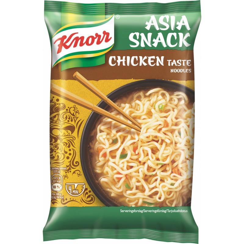 Knorr Nudler med Kyllingesmag