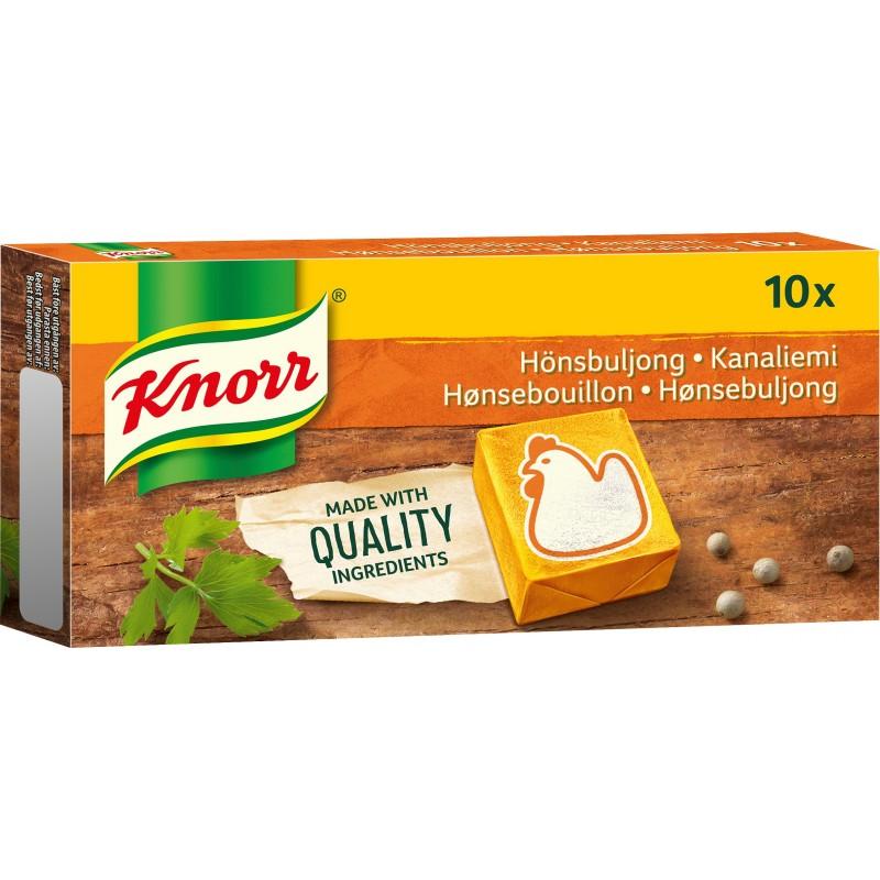 Knorr Hønsebouillon