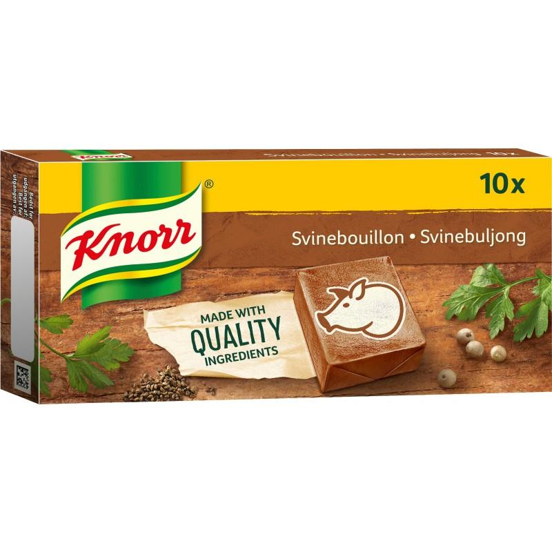 Knorr Svinebouillon