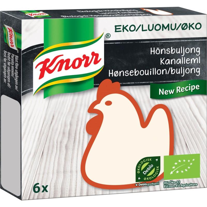 Knorr Hønsebouillon Øko