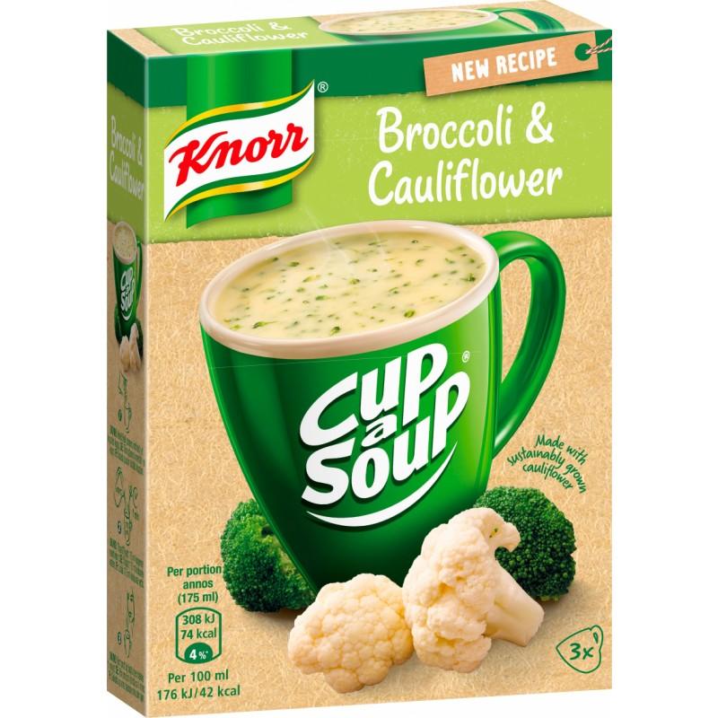 Knorr Broccoli & Blomkål Suppe