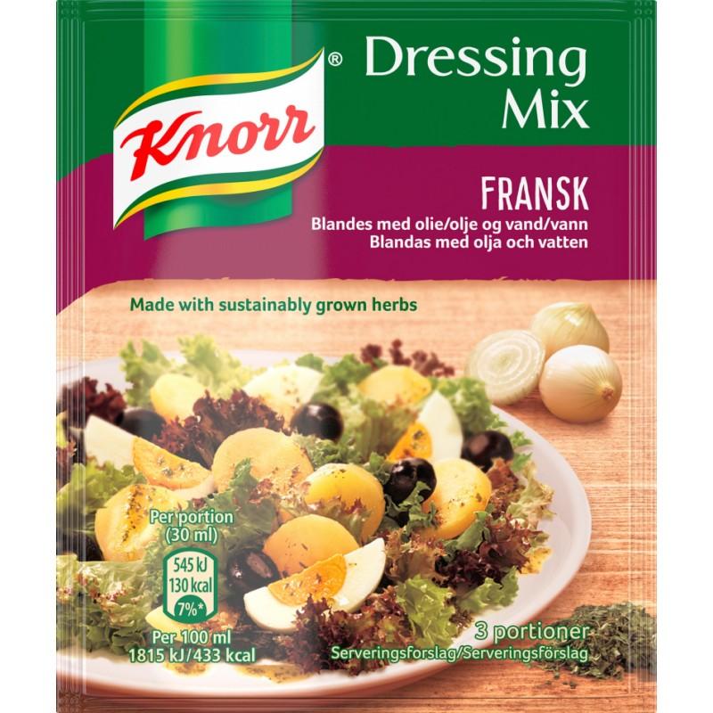 Knorr Fransk Dressing Mix
