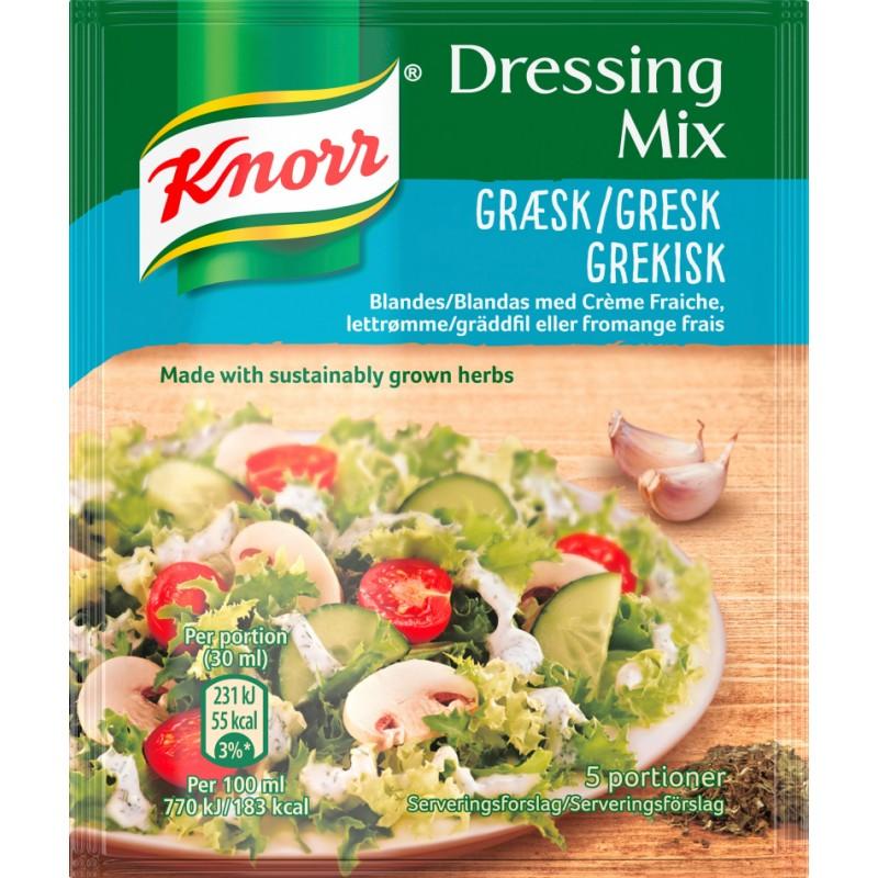 Knorr Græsk Dressing Mix