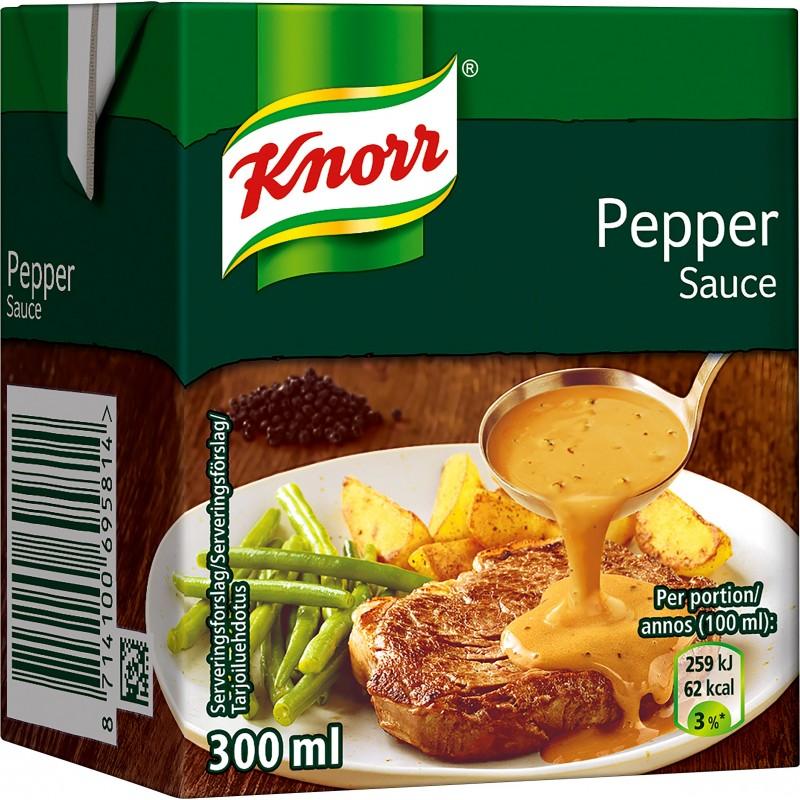 Knorr Piipurikastike