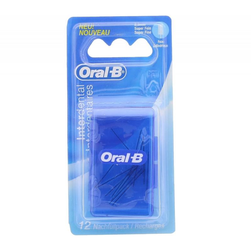 Oral-B Interdental Brush Refill