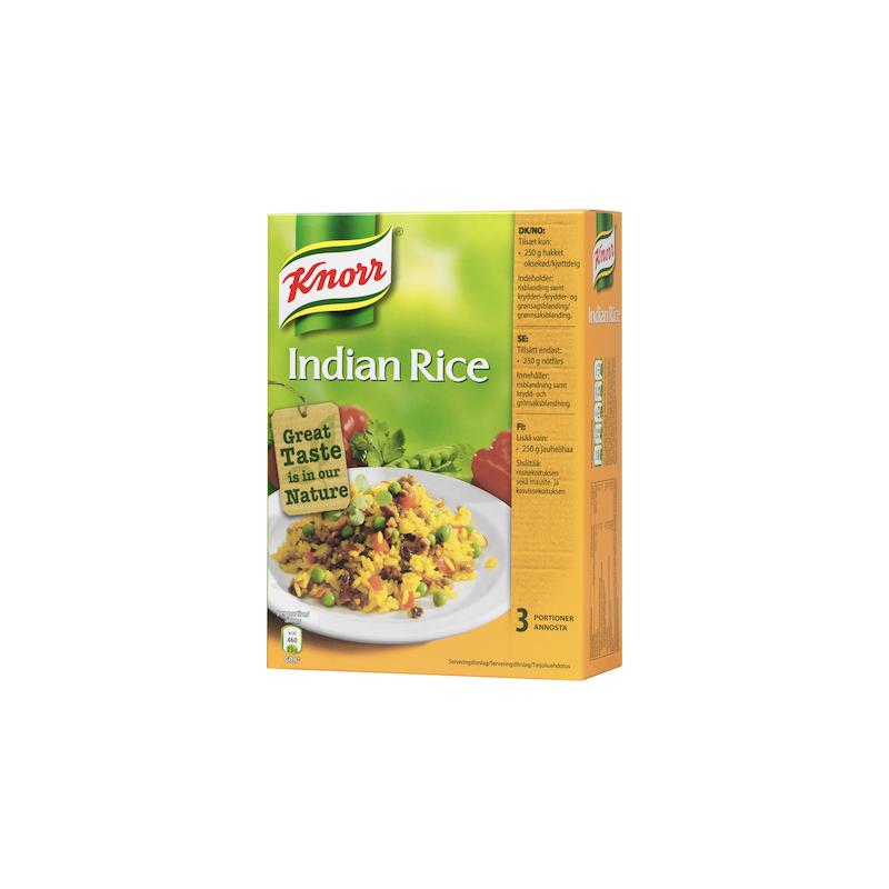 Knorr Indisk Risret