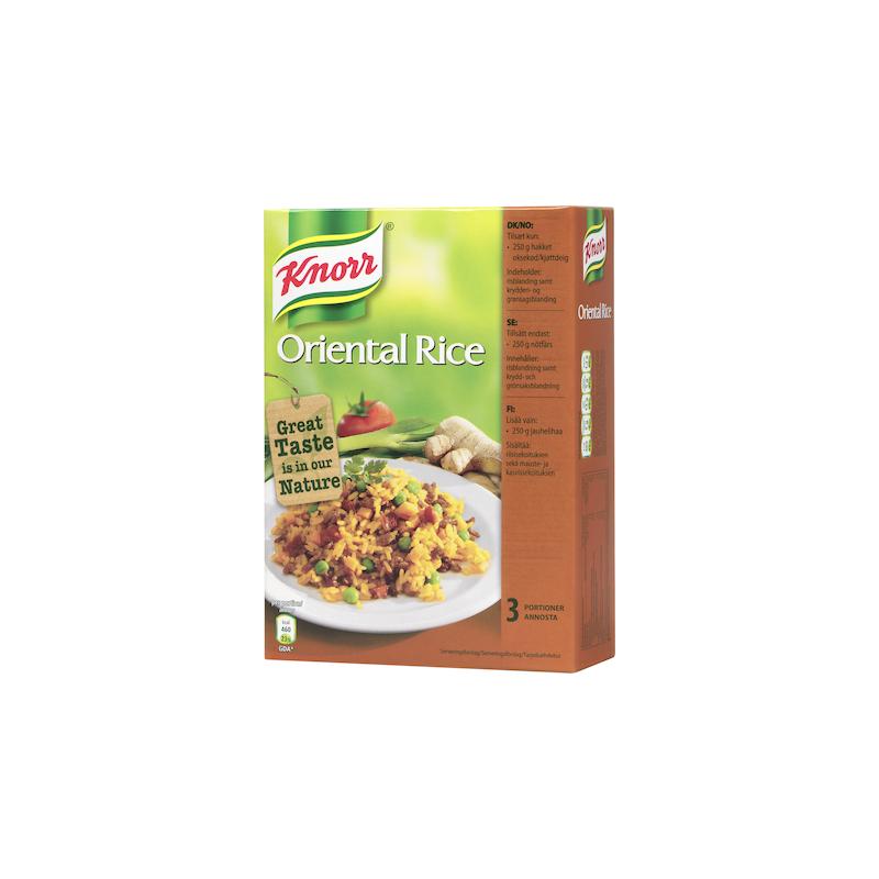 Knorr Oriental riisi