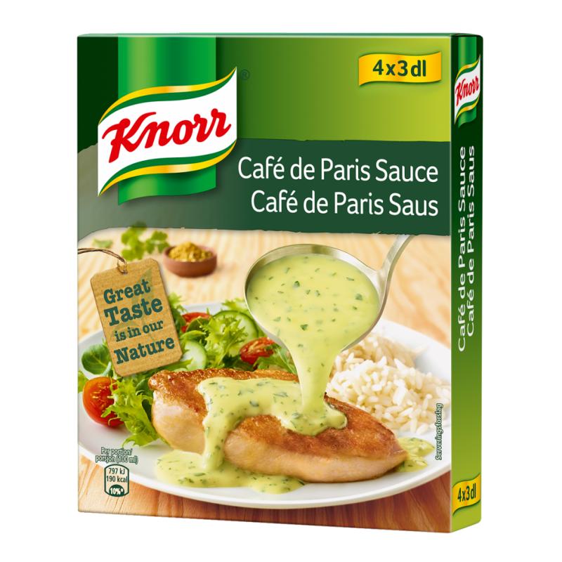 Knorr Café de Paris -kastike