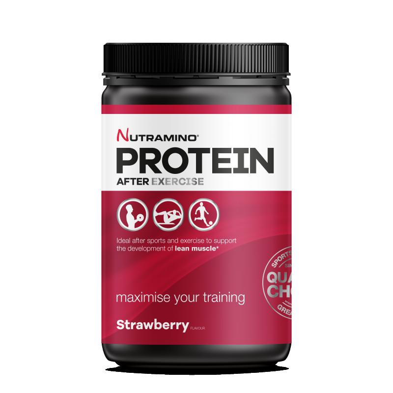 Nutramino Whey Protein Strawberry