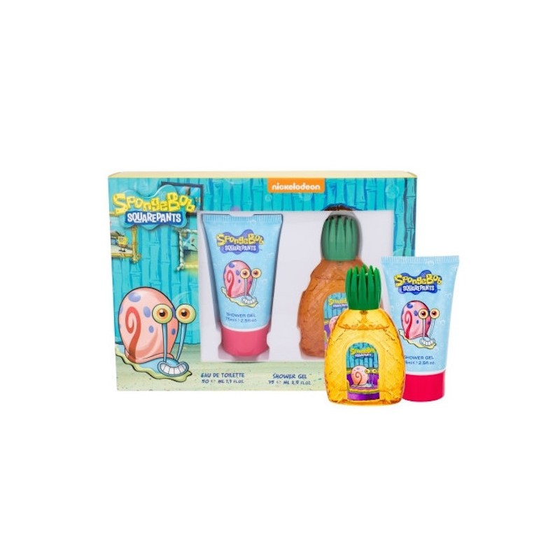 Spongebob Squarepants Gary EDT & Shower Gel