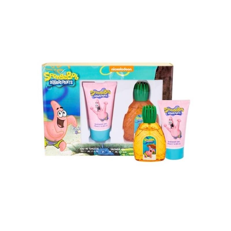 Spongebob Squarepants Patrick EDT & Shower Gel