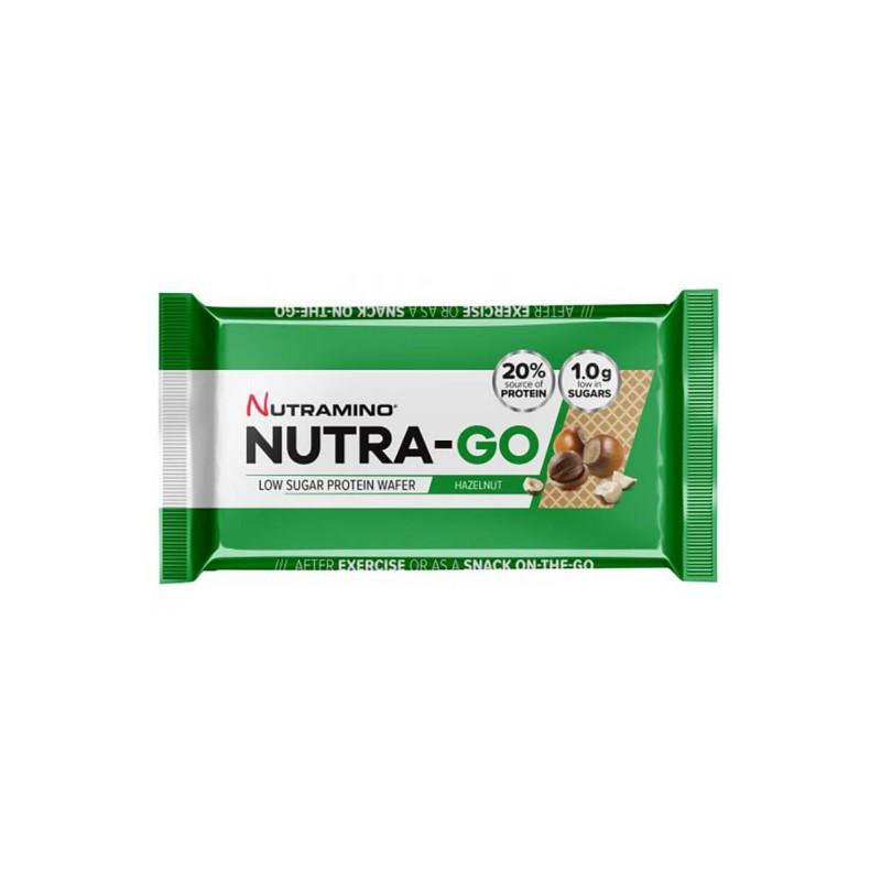 Nutramino Nutra-Go Protein Wafer Hazelnut