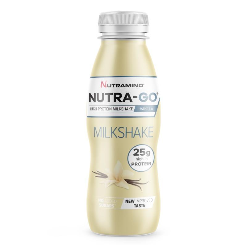 Nutramino Nutra-Go Protein Milkshake Vanilla