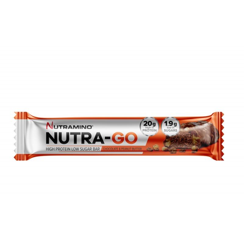 Nutramino Nutra-Go Chocolate & Peanut Butter