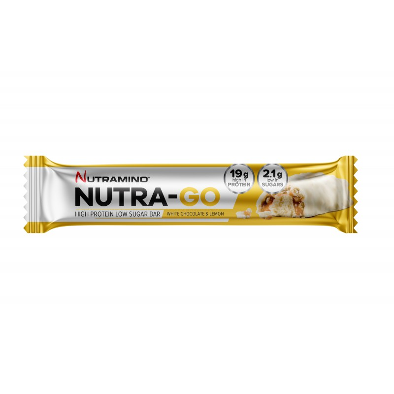 Nutramino Nutra-Go White Chocolate & Lemon