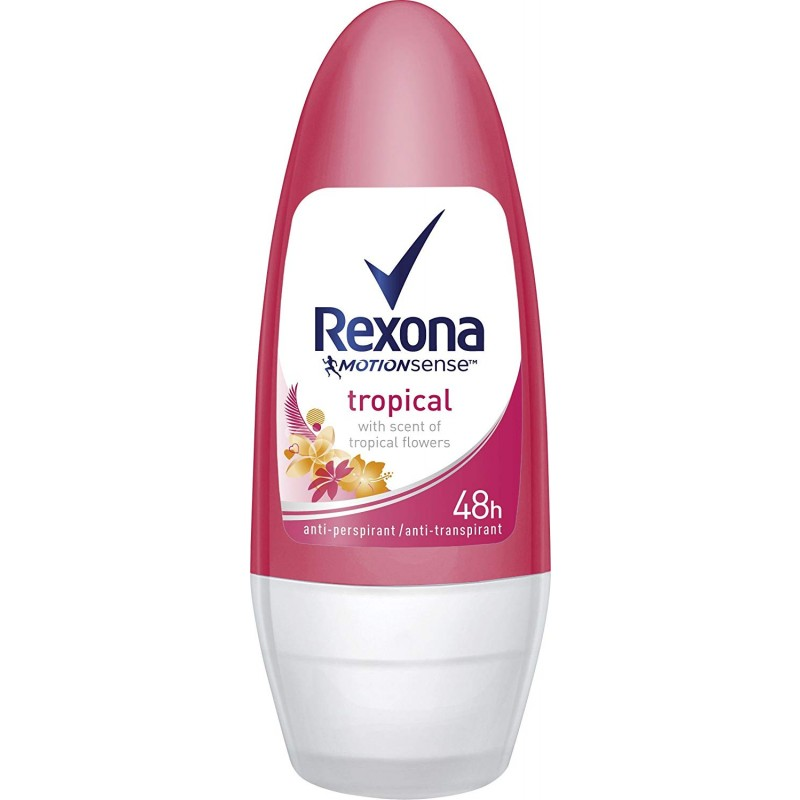 Rexona Tropical Roll On Deo