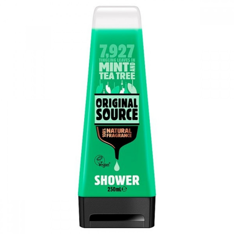 Original Source Mint & Tea Tree Shower Gel