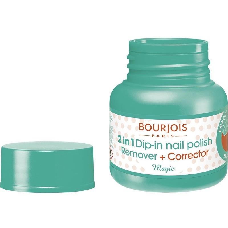 Bourjois 2in1 Dip In Nail Polish Remover