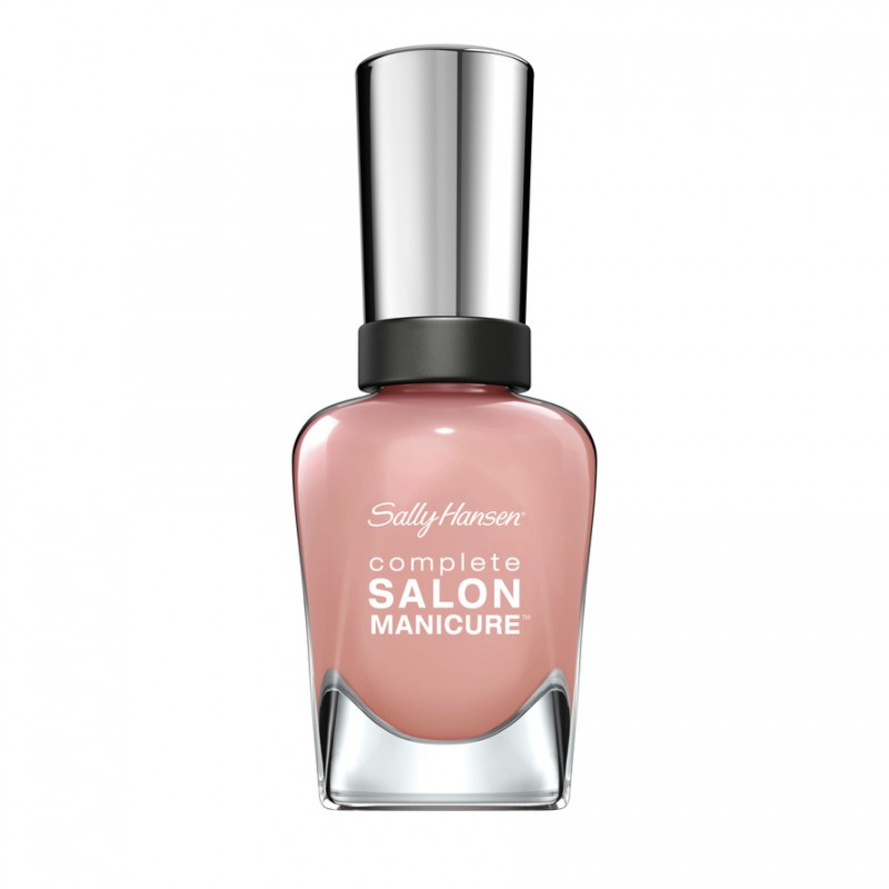 Sally Hansen Salon Manicure Mauvin On Up