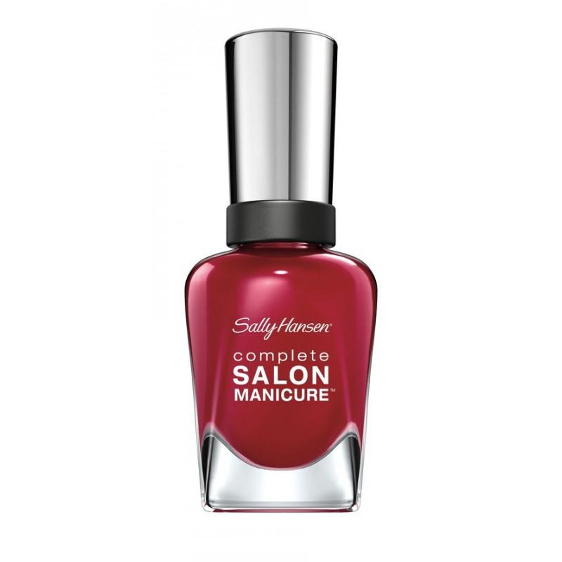 Sally Hansen Salon Manicure Red-Handed