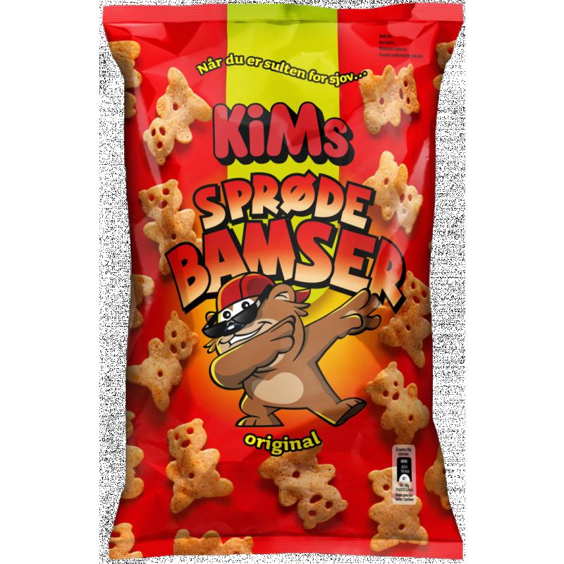 Kims Sprøde Bamser