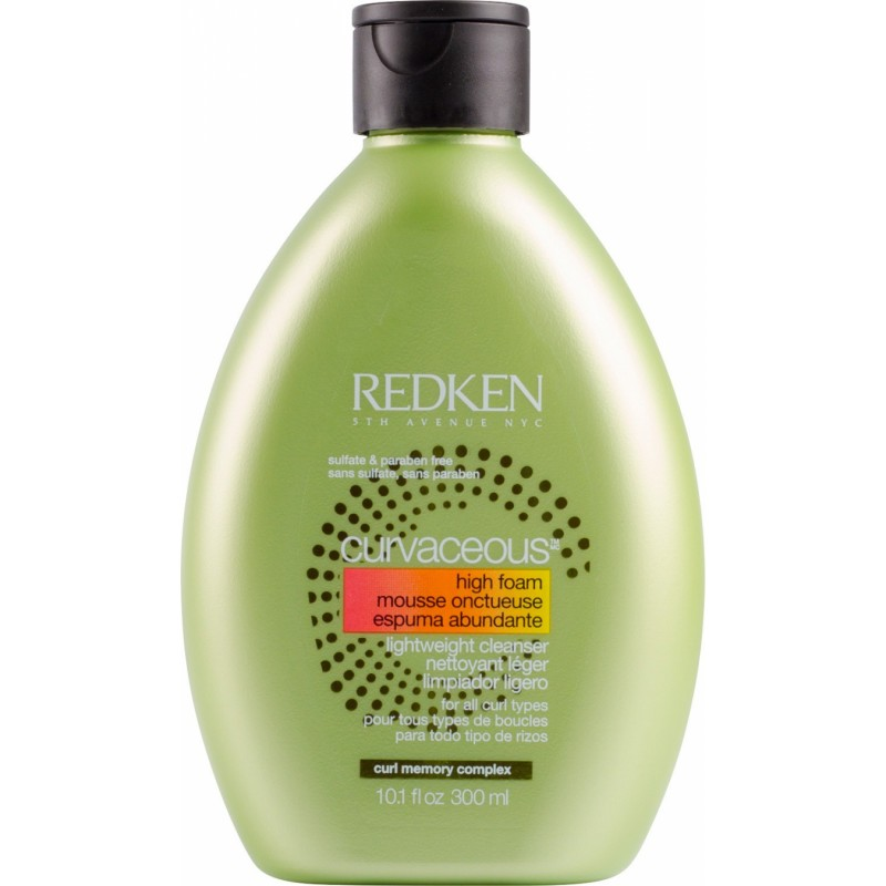 Redken Curvaceous High Foam Shampoo