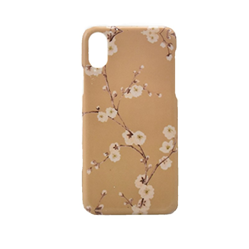 BasicsMobile Floral Simplicity iPhone X/XS Cover