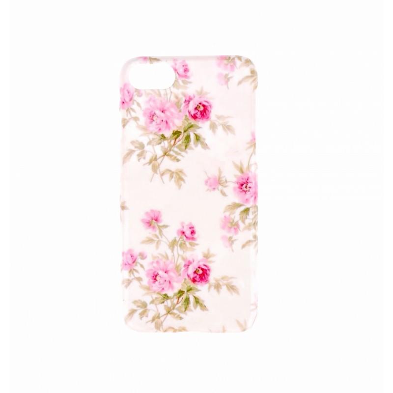 BasicsMobile Rose Romance iPhone 7/8 Plus Cover