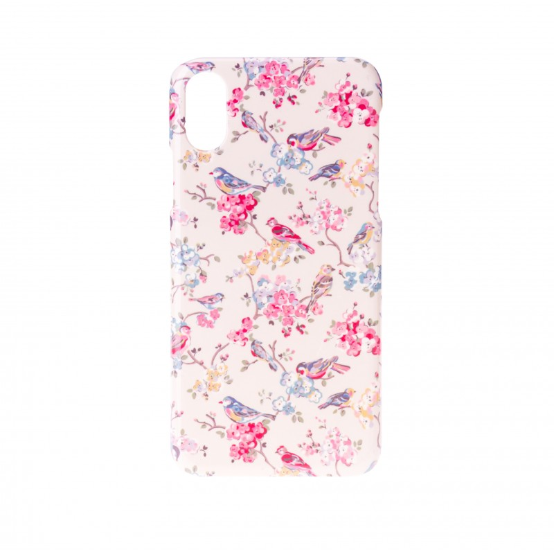 BasicsMobile Birds Of Paradise iPhone X/XS Cover
