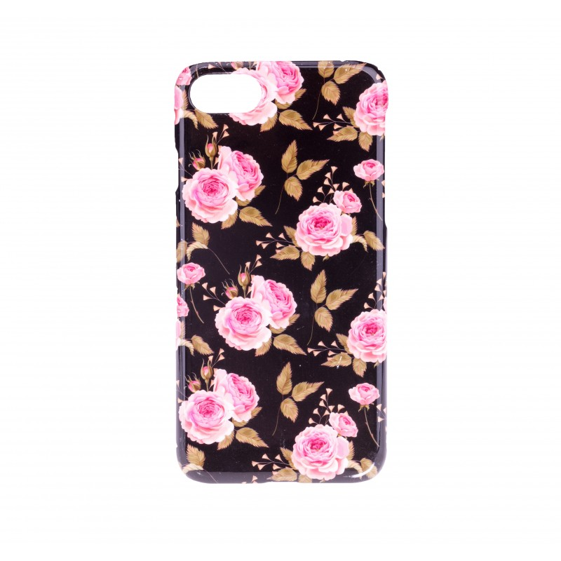 BasicsMobile Rose By Night iPhone 7/8 Cover
